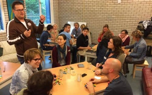 Lego Serious Play strategiesessie