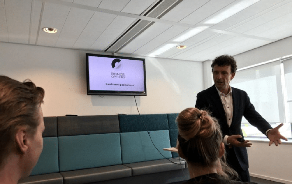 Workshop merkpositionering