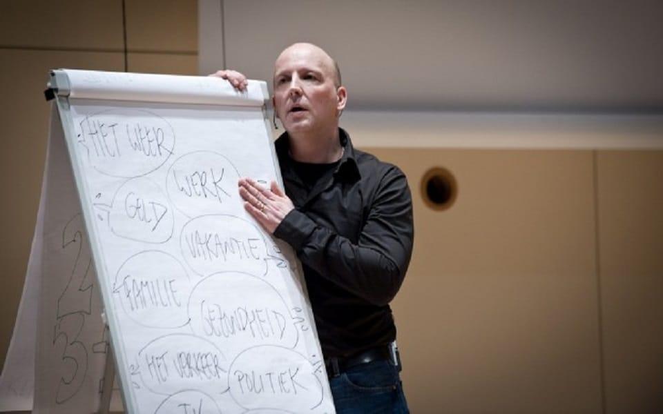 Workshop managen is mensenwerk