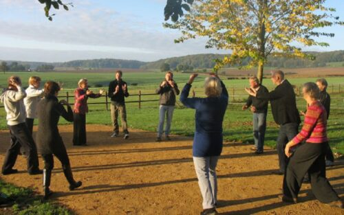 Workshop Tai Chi en Communicatie