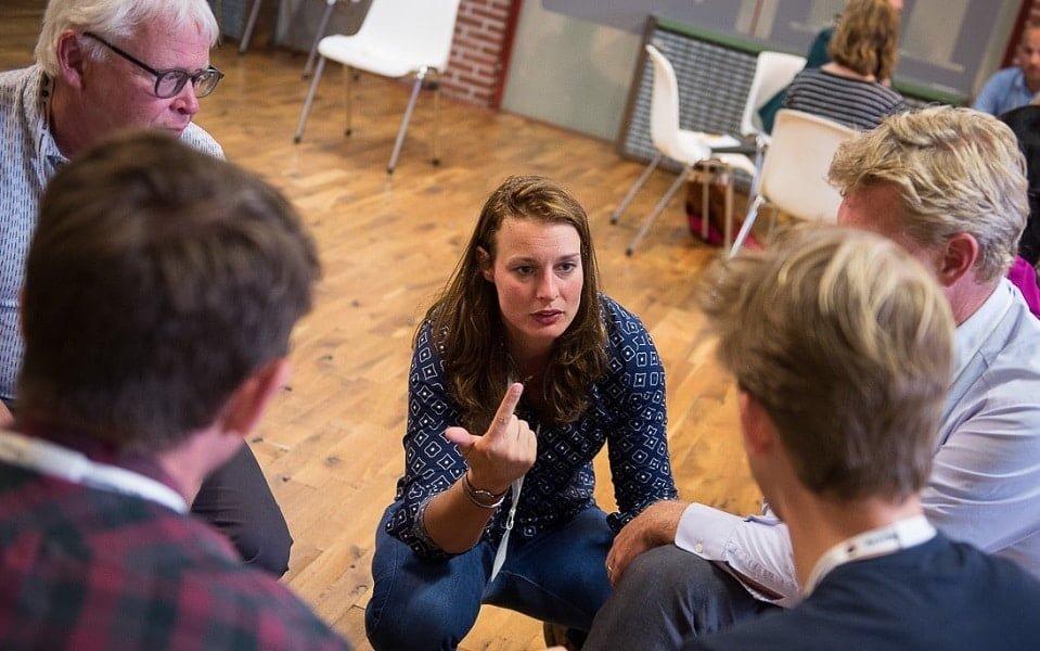 Workshops by Edith Bosch
