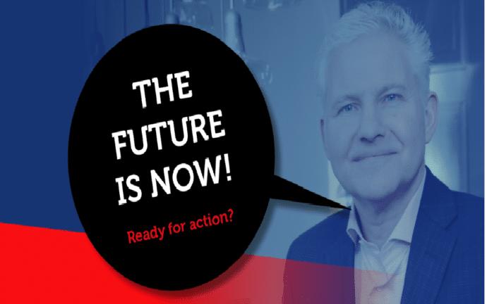 Chris van Fleuten THE FUTURE IS NOW!