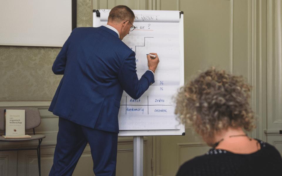 masterclass organisch leiderschap