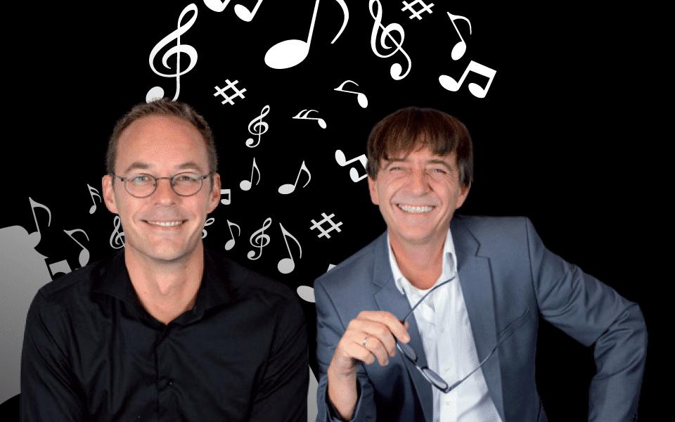 teamtraining met muziek