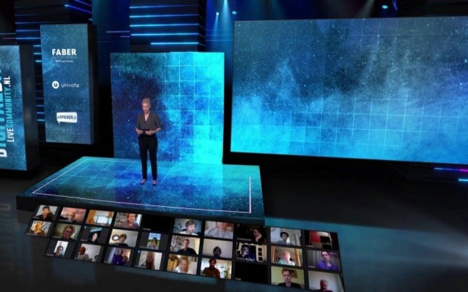 Techniek en studio's online events